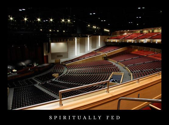 Spiritually Fed